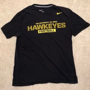 RARE! University of Iowa Football Shirt